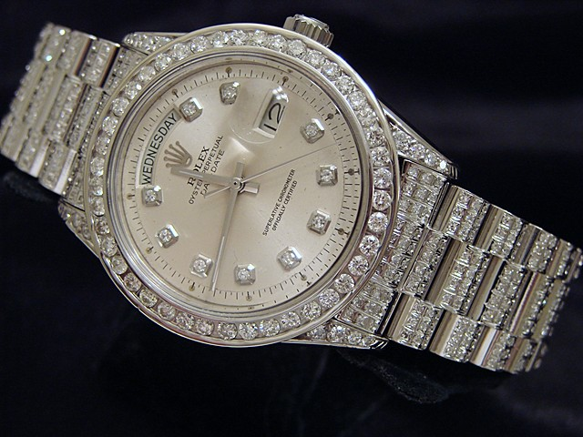 Rolex Gold Diamond